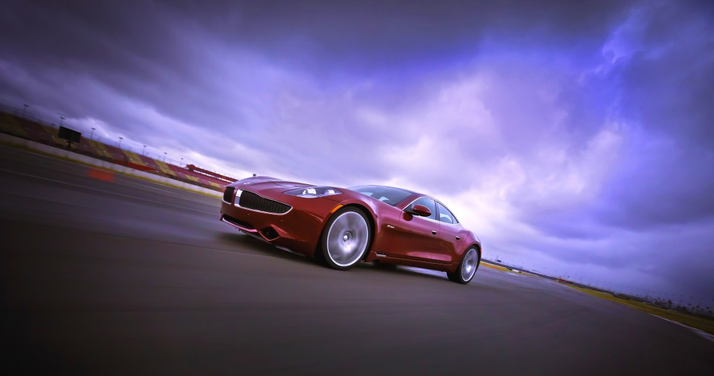 Fisker_Karma_first_test_1