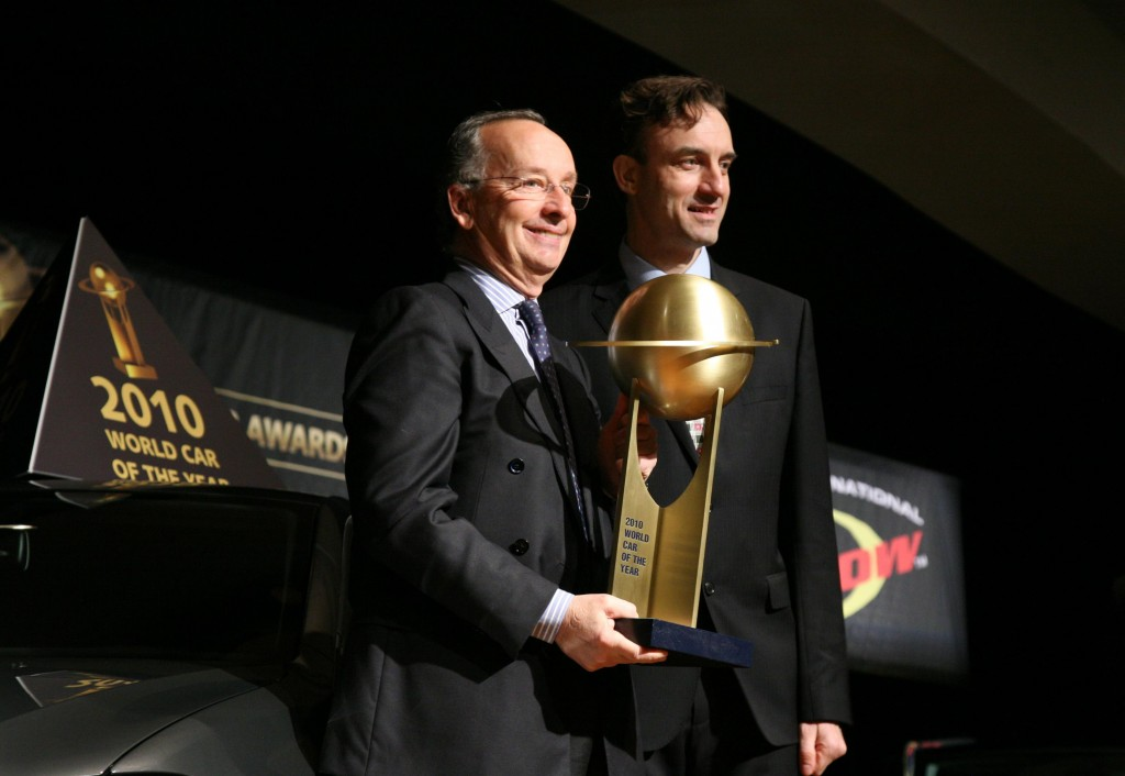 WCA trophy